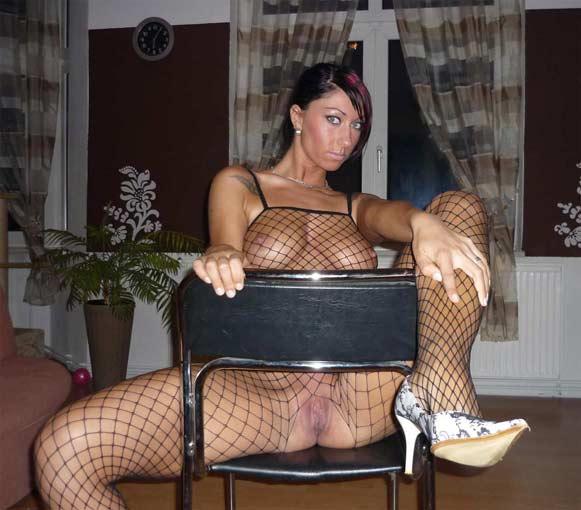 Порно фото телок в сетке
